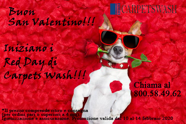 red days: le imperdibili promozioni della settimana di San Valentino