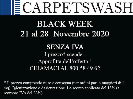Promo black week 2020